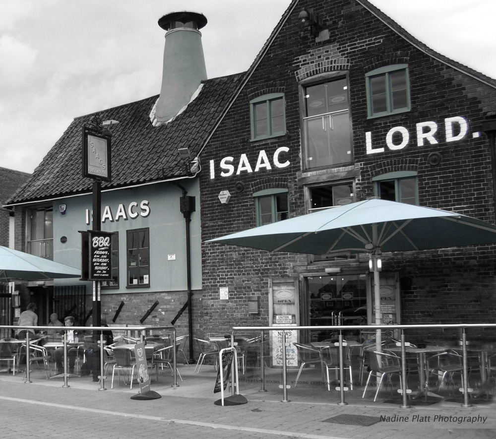 Isac Lord Ipswich Pub