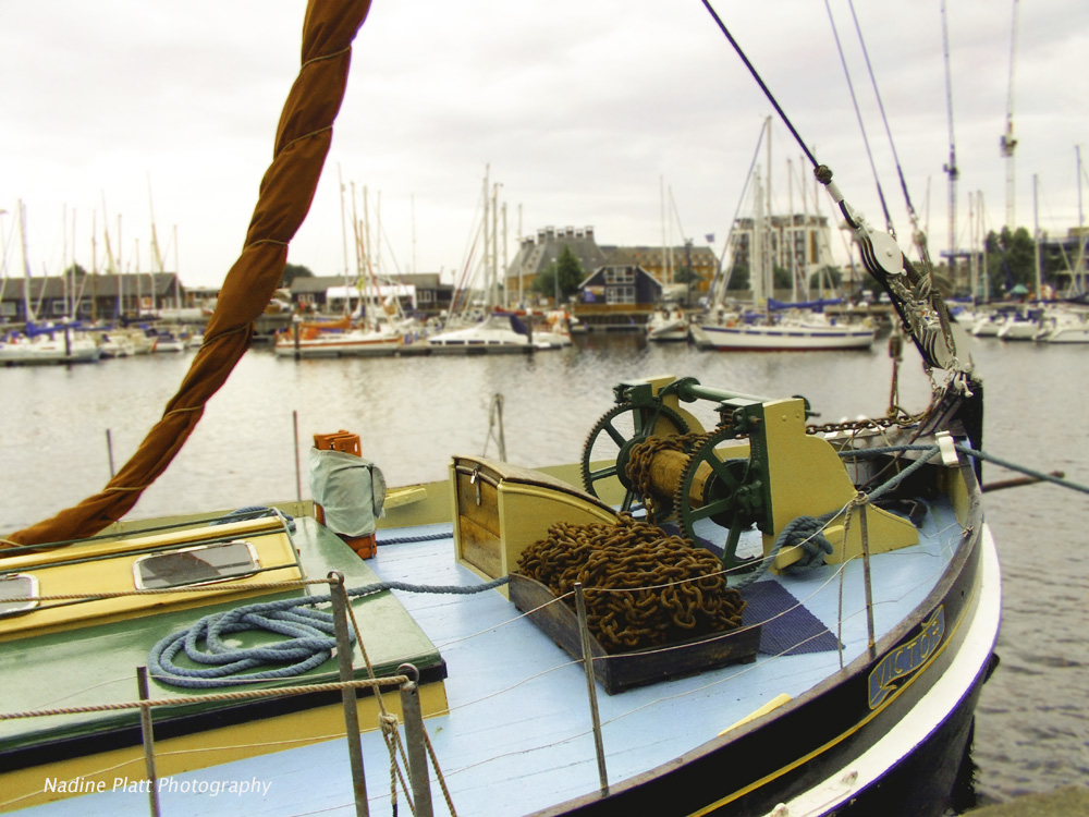 Ipswich Barge