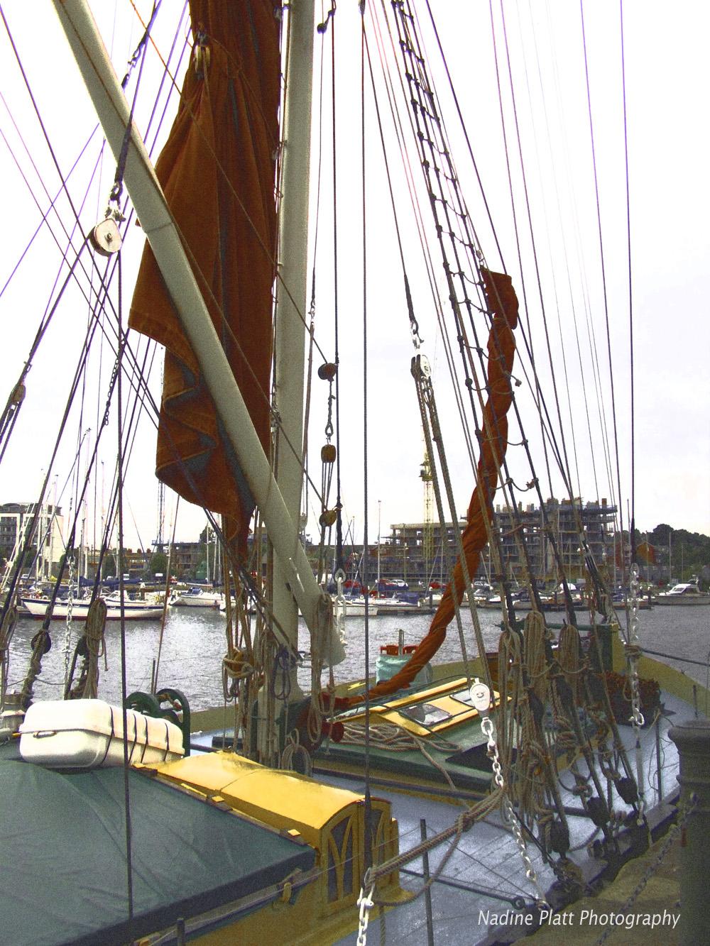 Ipswich Harbour Barge