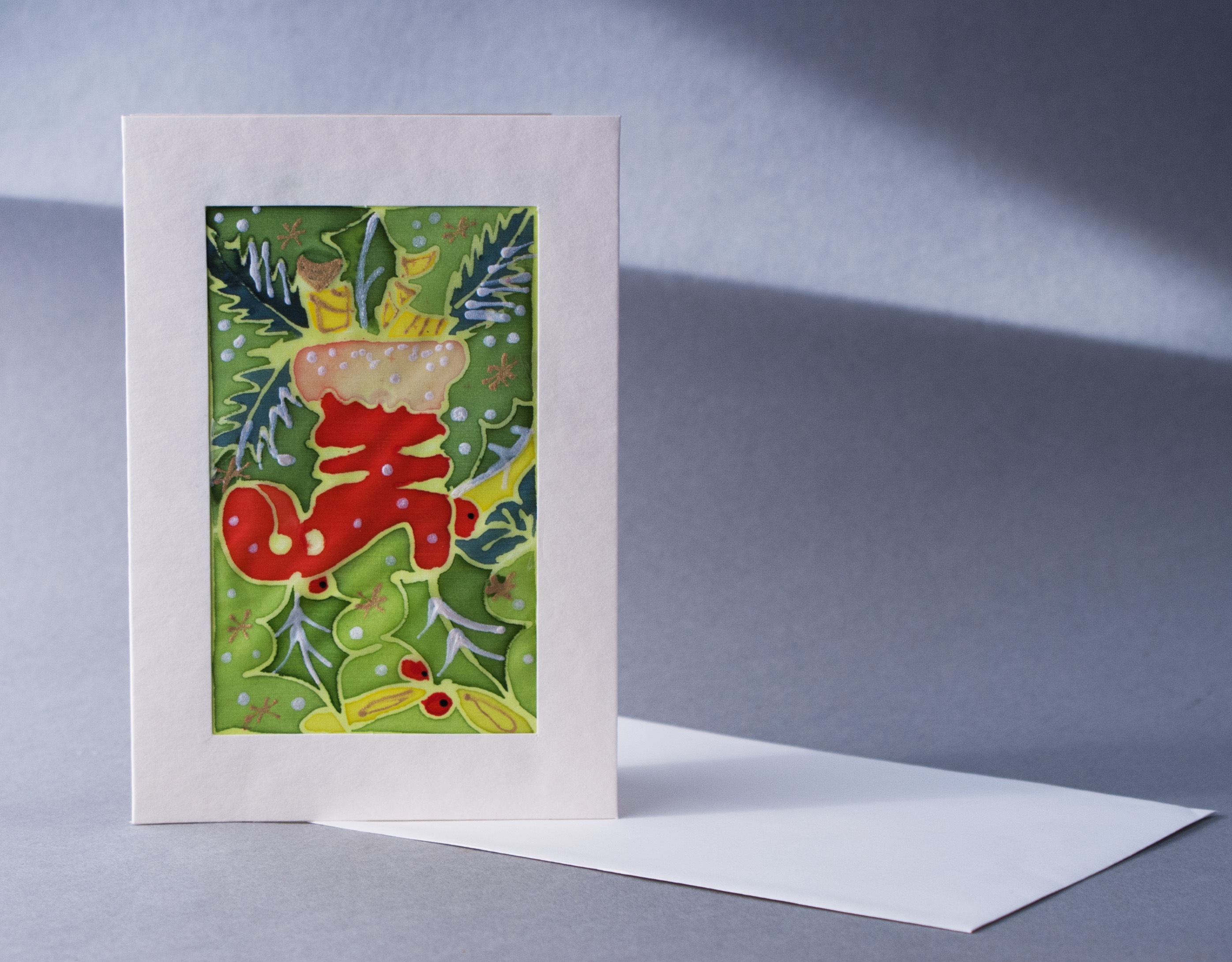 Product categories exclusive greeting cards christmas greeting card gift from santa m4hsunfo