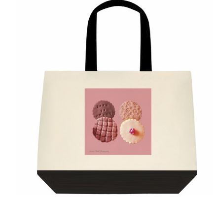 "Exclusive Bag ""Sweet Tooth"" Design by Nadine Platt"